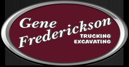 Gene Frederickson Trucking Logo
